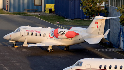 TC-KLC - Bombardier Learjet 60 - Turkey - Ministry of Health