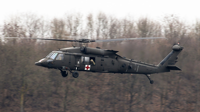 17-20943 - Sikorsky HH-60M Blackhawk - United States - US Army