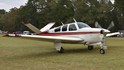 N3181W - Beechcraft V35B Bonanza - Private
