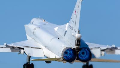 RF-34075 - Tupolev Tu-22M3 Backfire - Russia - Air Force