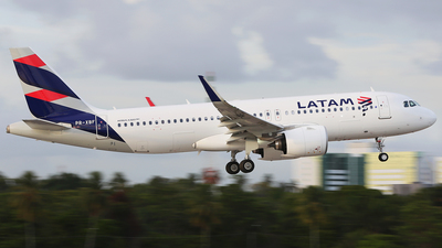 PR-XBF - Airbus A320-273N - LATAM Airlines