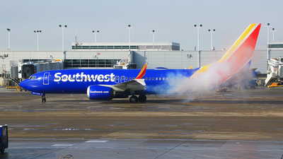 N8713M - Boeing 737-8 MAX - Southwest Airlines
