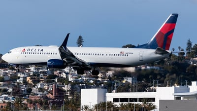 A picture of N878DN - Boeing 737932(ER) - Delta Air Lines - © Ricky Teteris