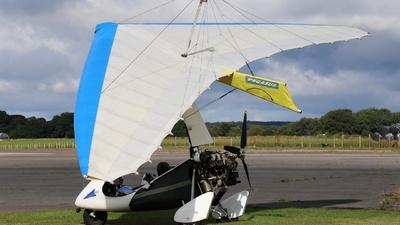 G-BZVV - Pegasus Quantum 15-912 - Private
