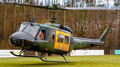 70-87 - Bell UH-1D Iroquois - Germany - Air Force