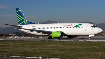 G-STRJ - Boeing 737-33A - FlyMe (Astraeus Airlines)