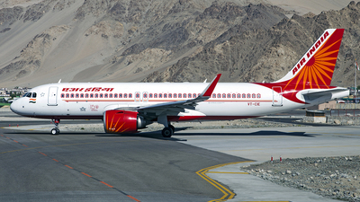 VT-CIE - Airbus A320-251N - Air India