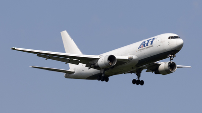 N714AX - Boeing 767-223(BDSF) - Air Transport International (ATI)