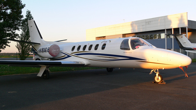 F-HBMB - Cessna 550 Citation II - Aérovision