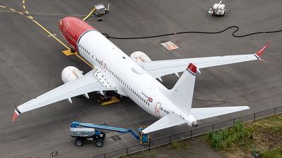 SE-RTD - Boeing 737-8 MAX - Norwegian