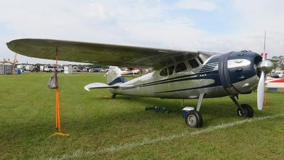 A picture of N9895A - Cessna 195A - [7598] - © Orlando Suarez