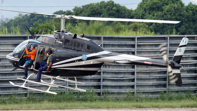 TG-HSM - Bell 206B JetRanger II - Helicópteros de Guatemala