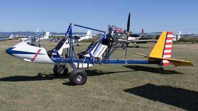 55-1922 - Austflight Drifter SB582 - Private