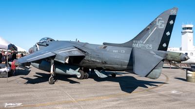 165574 - McDonnell Douglas AV-8B+ Harrier II - United States - US Marine Corps (USMC)