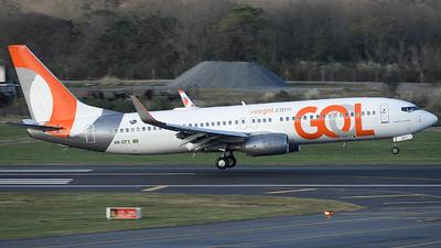 PR-GTT - Boeing 737-8EH - GOL Linhas Aereas