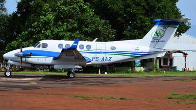 PS-AAZ - Beechcraft B200GT King Air 250 - Abelha Táxi Aéreo