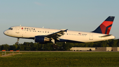 N309US - Airbus A320-211 - Delta Air Lines