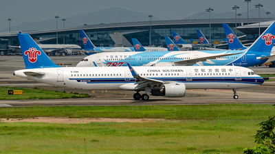 B-1088 - Airbus A321-271N - China Southern Airlines