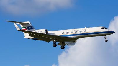 9K-AJD - Gulfstream G-V - Kuwait - Government