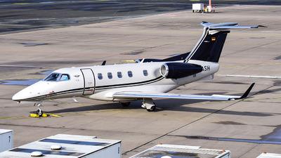 D-CASH - Embraer 505 Phenom 300 - Air Hamburg