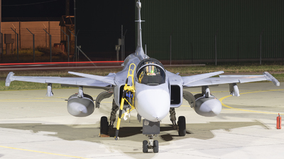 34 - Saab JAS-39C Gripen - Hungary - Air Force