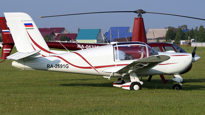 RA-2691G - Socata Rallye 150ST - Private