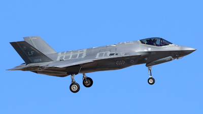 13-5076 - Lockheed Martin F-35A Lightning II - United States - US Air Force (USAF)