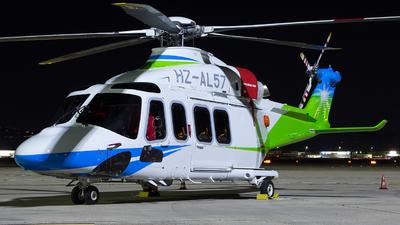 HZ-AL57 - Agusta-Westland AW-139 - Saudi Aramco Aviation