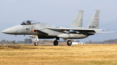 52-8861 - McDonnell Douglas F-15J Eagle - Japan - Air Self Defence Force (JASDF)