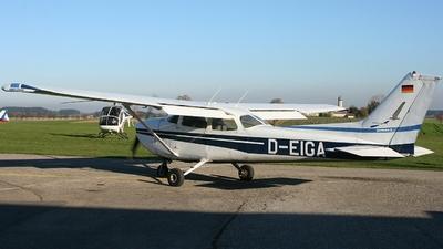 D-EIGA - Reims-Cessna F172N Skyhawk II - Flugschule Jesenwang