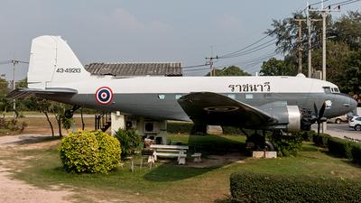 43-49213 - Douglas AC-47D Spooky - Thailand - Royal Thai Navy