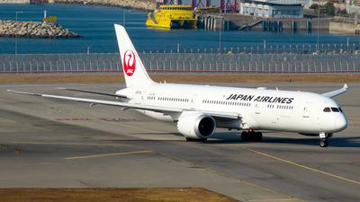 JA876J - Boeing 787-9 Dreamliner - Japan Airlines (JAL)