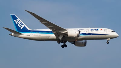 JA828A - Boeing 787-8 Dreamliner - All Nippon Airways (ANA)