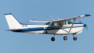 VH-AIX - Cessna 172RG Cutlass RG - Private