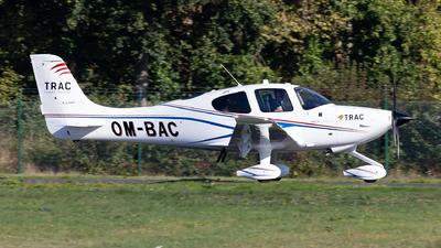 OM-BAC - Cirrus SR20 TRAC - Private