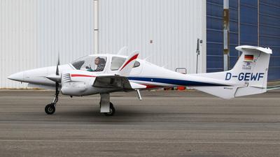 D-GEWF - Diamond DA-42 Twin Star - Private