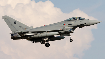 MM7351 - Eurofighter Typhoon EF2000 - Italy - Air Force