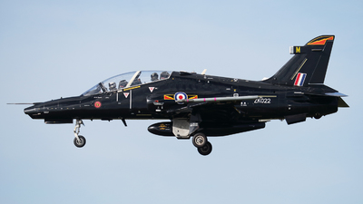 ZK022 - British Aerospace Hawk T.2 - United Kingdom - Royal Air Force (RAF)