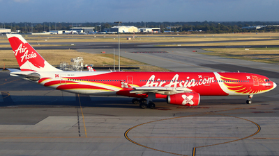 A picture of 9MXXT - Airbus A330343 - AirAsia X - © Robbie Mathieson