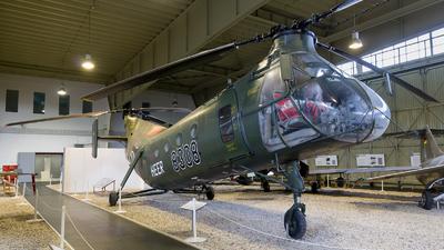 83-08 - Piasecki CH-21B Workhorse - Germany - Army