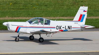 OK-LNI - Zlin 142 - Aero Club - Czech Republic