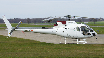 D-HDHS - Aérospatiale AS 350B2 Ecureuil - DHD Heliservice