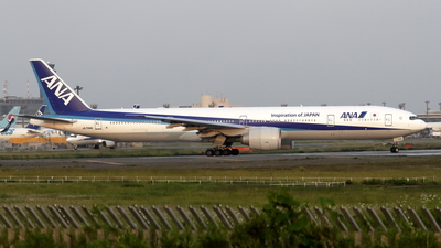 JA734A - Boeing 777-381ER - All Nippon Airways (ANA)