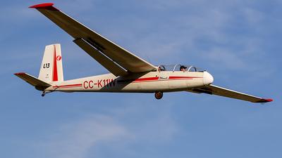 CC-K11W - Let L-13 Blanik - Aero Club - Planeadores de Vitacura