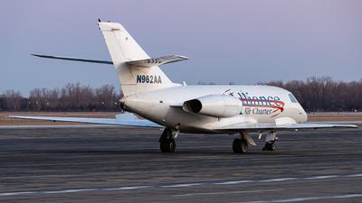 N962AA - Dassault Falcon 20C - Alliance Air Charter