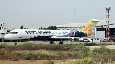 9A-BTD - Fokker 100 - Karun Airlines