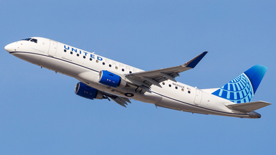 A picture of N605UX - Embraer E175LL - United Airlines - © Martin Pinnau