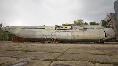 - Antonov An-124-100 Ruslan - Antonov Design Bureau
