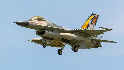 0220 - General Dynamics F-16A Fighting Falcon - Venezuela - Air Force
