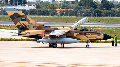 ZE114 - Panavia Tornado IDS - Saudi Arabia - Air Force